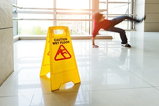 Our Orlando Slip and Fall…